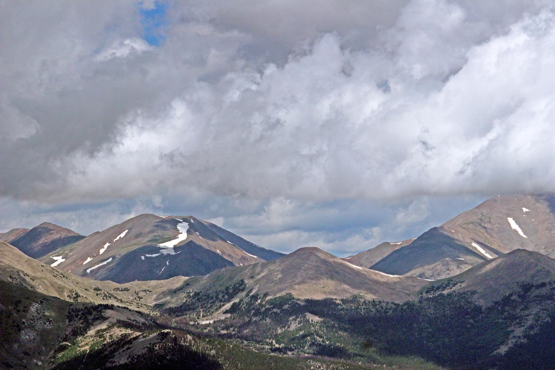 Colorado Trail Segment 15 Marshall Pass